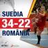 România a pierdut și cu Suedia la CM de handbal feminin