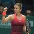 Simona Halep se pregăteşte pentru turneul de la Miami