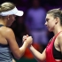 Halep va evolua miercuri seară, Wozniacki a fost eliminată la Indian Wells