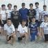 Grupele de copii și juniori ale Academiei HC Dobrogea Sud se antrenează pe plajă