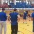 HC Dobrogea Sud, antrenamente şi în Sala Sporturilor