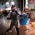 Hong Kong, paralizat de violenţe