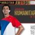 "Horia Tecău, recompensat cu premiul ""Arthur Ashe, Humanitarian of the Year"""
