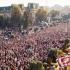 Peste 155.000 de credincioşi, la racla Sfintei Parascheva