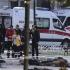 Cei trei atacatori sinucigași care au comis atacul de la Istanbul au fost identificați