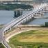 Podul Calafat-Vidin va fi închis marţi şi joi, o oră pe zi, pentru lucrări