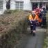 Doi bătrâni au fost găsiți căzuți în casă de pompierii constănțeni