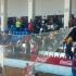 Momente de panică şi gaze lacrimogene în Sala Sporturilor