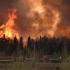 37.000 de persoane evacuate în Canada, din cauza unor incendii