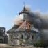 Incendiu devastator la Mănăstirea Sfântul Apostol Filip, din Adamclisi