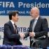 Infantino încearcă să organizeze un meci amical între Coreea de Nord și Coreea de Sud