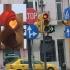 Inimioare la semafoare, în Constanţa, până la sfârşitul lunii februarie