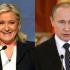 Întâlnire crucială la Moscova între Vladimir Putin şi Marine Le Pen