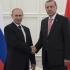 Dialog susținut privind Siria între președinții Putin și Erdogan