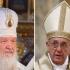 Întâlnire istorică între Papă și Patriarhul Rusiei