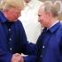 Întâlnire Trump - Putin: o strângere de mână, cuvinte schimbate în mers