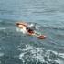 Șapte persoane care practicau sporturi nautice au fost salvate de polițiștii Gărzii de Coastă