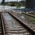 Inundațiie au afectat traficul feroviar în județul Vrancea