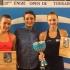 Româncele Elena Bogdan și Mihaela Buzărnescu, învingătoare în proba de dublu la Saguenay
