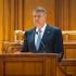Tensiuni la discursul lui Iohannis în Parlament. PSD a părăsit sala!