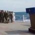 Un militar american a leşinat lângă Iohannis, care s-a făcut că nu vede