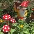 """Istoria piticilor de grădină. Joculeț """"în cinstea piticului de grădină!"""", realizat de Google"""