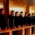 Efective tinere la Gruparea Mobilă de Jandarmi TOMIS