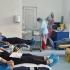 Jandarmii constănţeni donează sânge pentru semenii lor