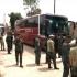 Jihadiştii DEASH, evacuaţi din sudul Damascului şi transferaţi în deşert
