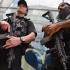Alertă teroristă! Jurnaliști luați ostatici în Olanda, la un post de radio