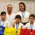 Medalii europene pentru sportivii de la Karate Tradiţional Eforie