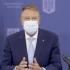 Klaus Iohannis critică întârzierea aplicării măsurilor antiepidemice în București