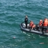 Persoană în pericol de înec în lacul Siutghiol