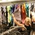 La șterpelit de haine prin mall