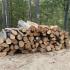 Zeci de metri cubi de lemn de foc și cherestea confiscați de polițiști
