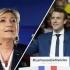 Partidele lui Le Pen și Macron, primele în preferinţele francezilor înainte de europarlamentare