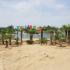 """""""Litoralul Vestului"""", lacul cu plajă şi nisip fin din România care atrage anual turişti, devine oficial staţiune turistică"""