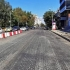 Lucrări de asfaltare pe bulevardul Tomis, între strada Nicolae Iorga și bulevardul Mamaia