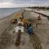 Galerie foto. Au început lucrările de reabilitare a litoralului românesc, faza II