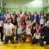 """Şase medalii pentru sportivii de la CS Farul şi LPS """"Nicolae Rotaru"""" la Cupa României la lupte"""
