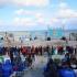 Peste 600 de sportivi se întrec la Campionatul Mondial de Lupte pe Plajă