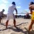 A fost săptămâna luptelor pe plaja din Costineşti