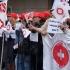 MARE MITING! Discuțiile cu demnitarii nu anulează acțiunile de protest ale SANITAS