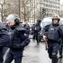 A opta noapte de proteste a polițiștilor francezi