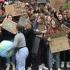 Marșuri ale tinerilor la Bruxelles, pentru o altfel de politică climatică