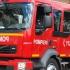 Pompierii au intervenit la un incendiu în localitatea Ovidiu