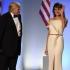 Rochia purtată de Melania Trump la primul bal prezidențial, donată