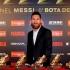 """Messi a primit """"Gheata de Aur"""" pentru a şasea oară"""