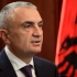 Ilir Meta, ales președinte al Albaniei de Parlament
