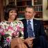 Barack Obama: Michelle Obama nu va candida niciodată la funcţia de preşedinte